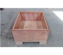 免熏蒸包装箱 多层板木包装箱